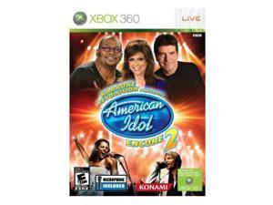 Karaoke Rev American Idol Encore 2 Bundle Xbox 360 Game