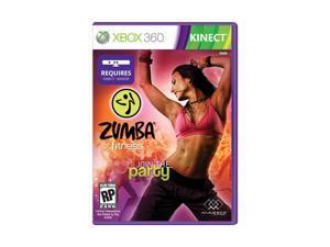 Zumba Fitness Xbox 360 Game