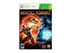 Mortal Kombat Xbox 360 Game