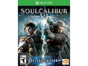 SOULCALIBUR VI Deluxe Edition - Xbox One