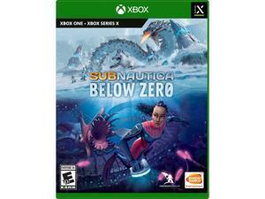 Subnautica: Below Zero - Xbox Series X Games