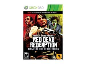Red Dead Redemption: Game of The Year Edition Xbox 360 Game