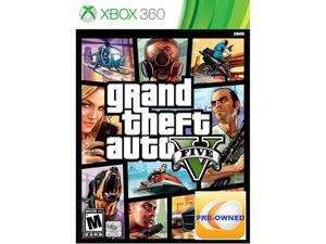 PRE-OWNED Grand Theft Auto V  Xbox 360