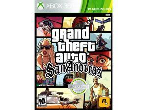 Grand Theft Auto:  San Andreas Xbox One/Xbox 360