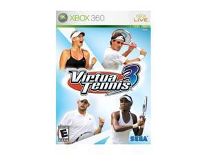 Virtua Tennis 3 Xbox 360 Game