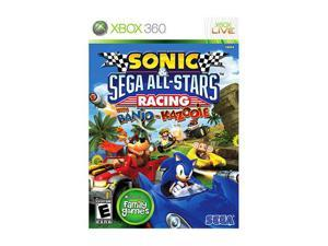 Sonic & Sega All-Stars Racing Xbox 360 Game