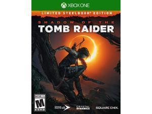 Shadow of the Tomb Raider Limited Steelbook Edition - Xbox One
