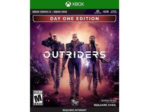 Outriders Day One Edition - Xbox One, Series X|S