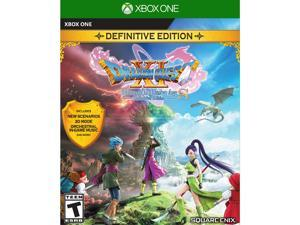 DRAGON QUEST XI S: Echoes of an Elusive Age - Definitive Edition - Xbox One