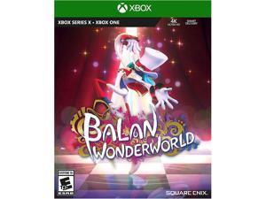 Balan Wonderworld - Xbox Series X Games