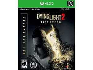 Dying Light 2: Stay Human Deluxe Edition- Xbox One, Xbox Series X S