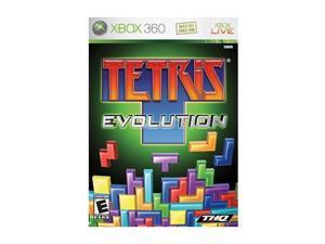 Tetris Evolution Xbox 360 Game