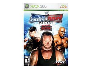 WWE SmackDown vs. Raw 2008 Xbox 360 Game