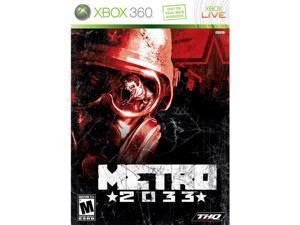 Metro 2033 Xbox 360 Game