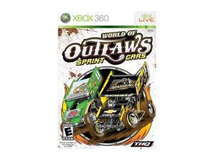 World of Outlaws: Sprint Cars Xbox 360 Game