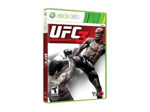 UFC Undisputed 3 Xbox 360 Game