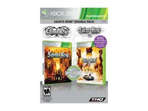 Saints Row Special Edition 2 Pack Xbox 360 Game