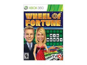Wheel of Fortune Xbox 360 Game
