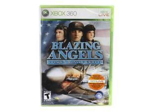 Blazing Angels: Squadrons WWII Xbox 360 Game