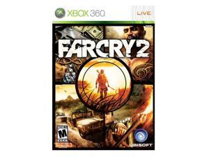 Far Cry 2 Xbox 360 Game