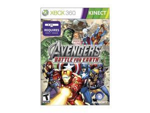 Marvel Avengers: Battle for Earth Xbox 360 Game