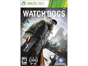 Watch Dogs Xbox 360 Game