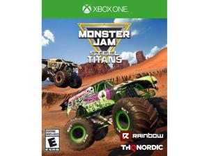 Monster Jam Steel Titans - Xbox One