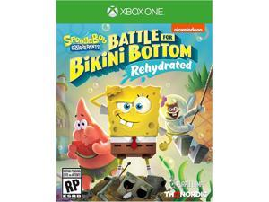 Spongebob Squarepants Battle for Bikini Bottom Rehydrated - Xbox One
