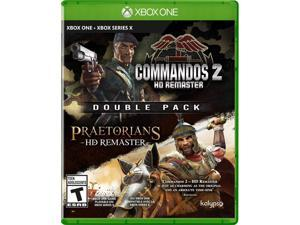 Pyro Legends Pack Commandos 2 HD & Praetorians HD - Xbox One