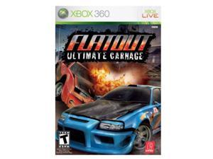 FlatOut: Ultimate Carnage Xbox 360 Game
