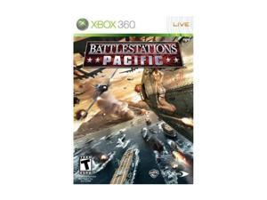 Battlestations Pacific Xbox 360 Game
