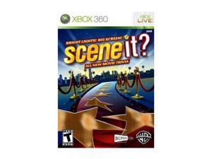 Scene It: Bright Lights Big Screen Xbox 360 Game