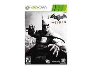 Batman: Arkham City Xbox 360 Game