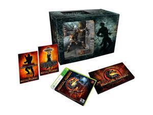 Mortal Kombat Kollector's Edition Xbox 360 Game