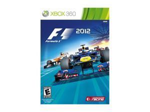 F1 2012 Xbox 360 Game