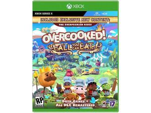Overcooked! All You Can Eat - Xbox Series X Games