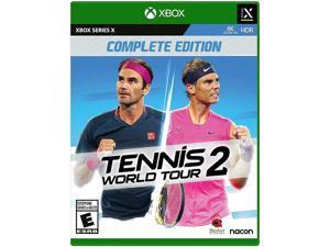 Tennis World Tour 2 - Xbox Series X Games