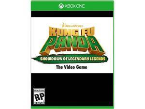Kung Fu Panda: Showdown of Legendary Legends Xbox One