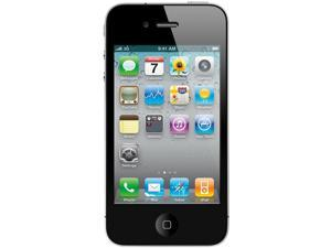 "Apple iPhone 4S 16GB Factory Unlocked GSM Certfied Refurbished Phone 3.5"" Black 16GB 512MB RAM"