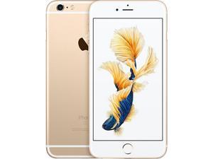 Apple iPhone 6s 64GB 4G LTE Factory Unlocked Smartphone - USA Model (Gold)