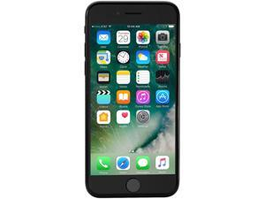 Apple iPhone 7 256GB Black Unlocked Smartphone