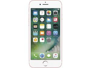 "Apple iPhone 7 4G LTE Unlocked GSM Quad-Core Phone w/ 12 MP Camera (Certified Refurbished) 4.7"" Rose Gold 128GB 2GB RAM"