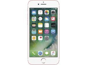 "Apple iPhone 7 4G LTE Unlocked GSM Quad-Core Phone w/ 12 MP Camera 4.7"" Rose Gold 128GB 2GB RAM"