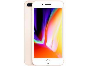 "Apple iPhone 8 Plus 4G LTE Unlocked Cell Phone 5.5"" Gold 64GB 3GB RAM"