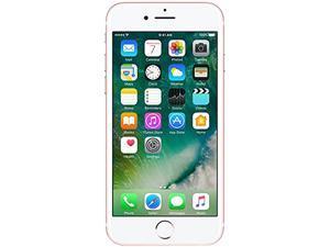 "Apple iPhone 7 4G LTE Unlocked GSM Quad-Core Phone w/ 12 MP Camera 4.7"" Rose Gold 32GB 2GB RAM"
