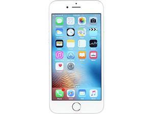 "Apple iPhone 6s 4G LTE Unlocked GSM Dual-Core Phone w/ 12 MP Camera 4.7"" Silver 32GB 2GB RAM"