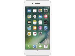 "Apple iPhone 7 Plus 4G LTE Unlocked GSM Quad-Core Smartphone w/ Dual 12 MP Camera 5.5"" Silver 128GB 3GB RAM"