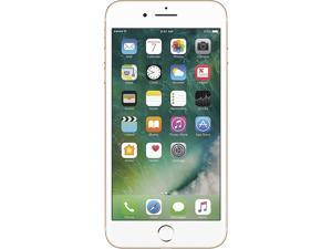 "Apple iPhone 7 Plus 4G LTE Unlocked GSM Quad-Core Smartphone w/ Dual 12 MP Camera 5.5"" Gold 32GB 3GB RAM"