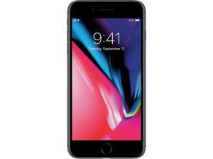 "Apple iPhone 8 Plus 4G LTE Unlocked GSM Phone w/ Dual 12 MP Camera 5.5"" Space Gray 64GB 3GB RAM"