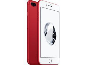 "Apple iPhone 7 PLUS 4G LTE Unlocked GSM Phone w/ Dual Rear 12 MP Camera 5.5"" Red 128GB 3GB RAM"